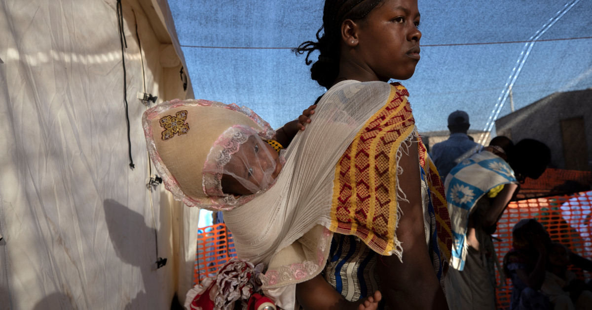 Starvation crisis looms as aid groups seek urgent Tigray access