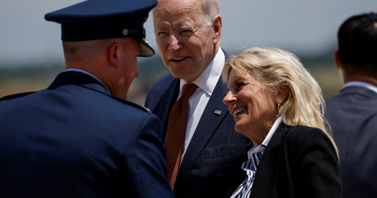 'We have the chance to prove' democracy's strength: Biden