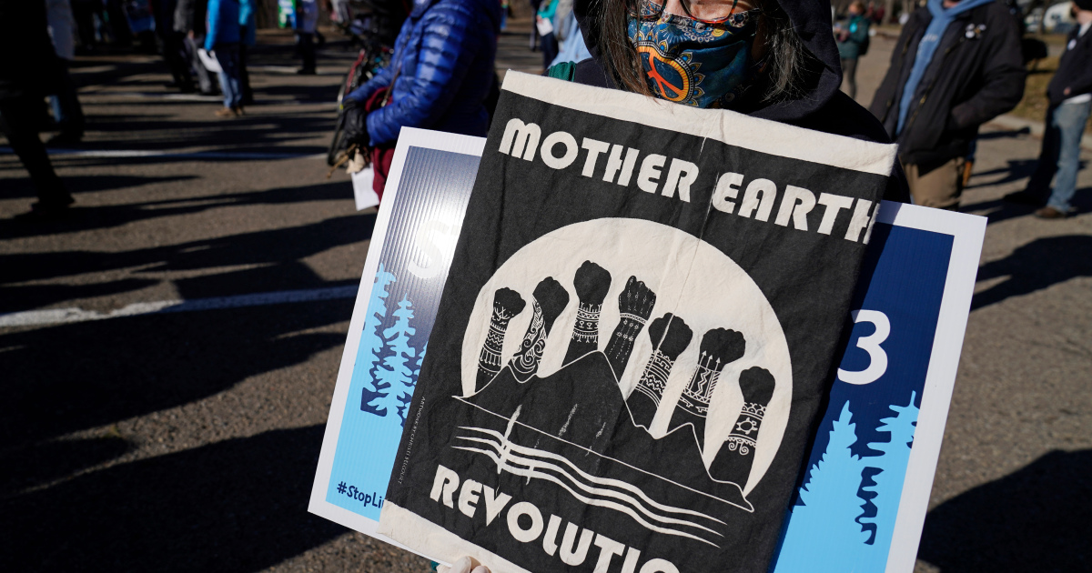 Activists and tribal groups prepare Minnesota pipeline protests