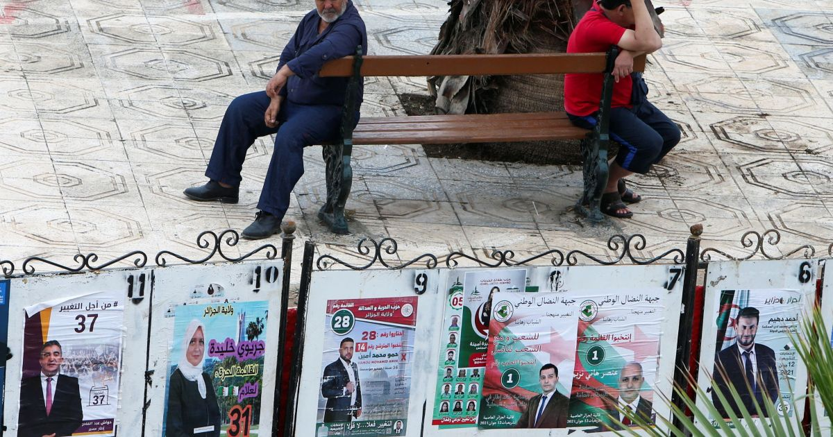 Algeria's upcoming election will not instigate meaningful change