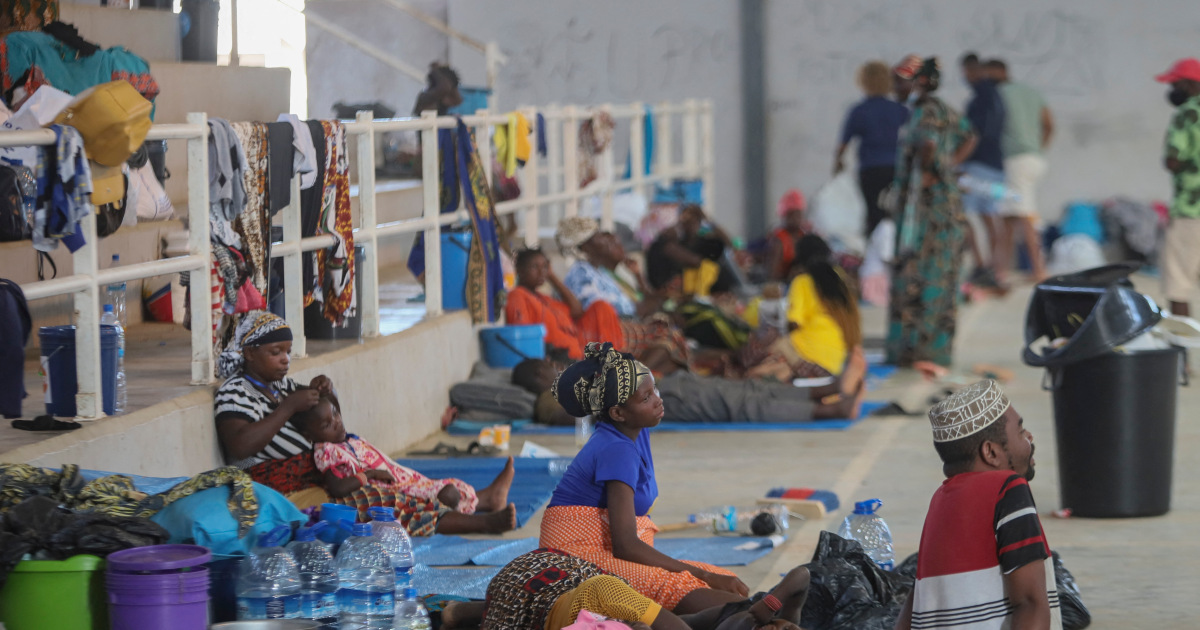 Forced displacement reaches new high amid COVID: UN