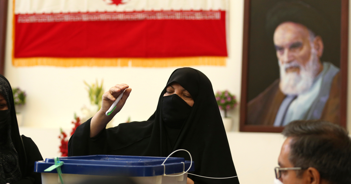 Iran votes for next president – and its future direction