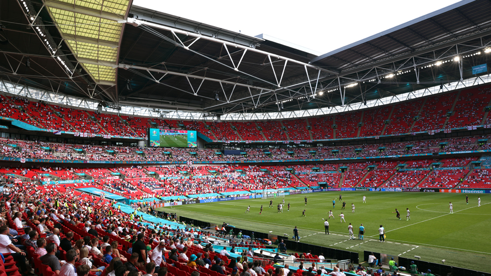 UEFA has contingency plan for Wembley-scheduled Euro 2020 final