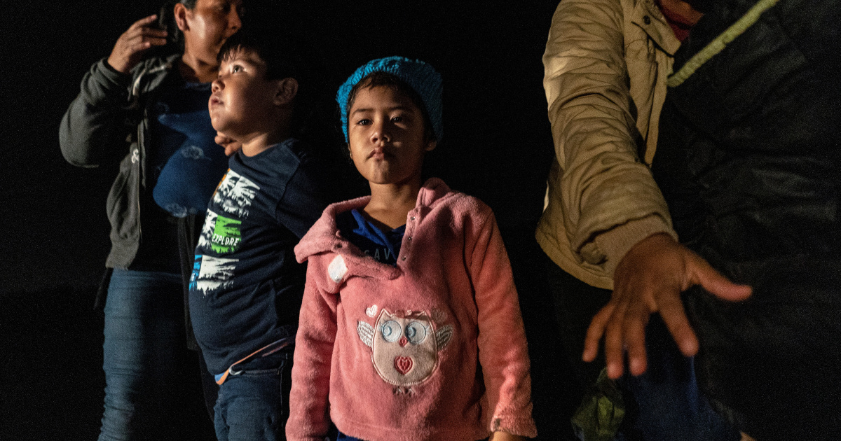 US and Mexico are putting migrant minors in 'harm's way': report
